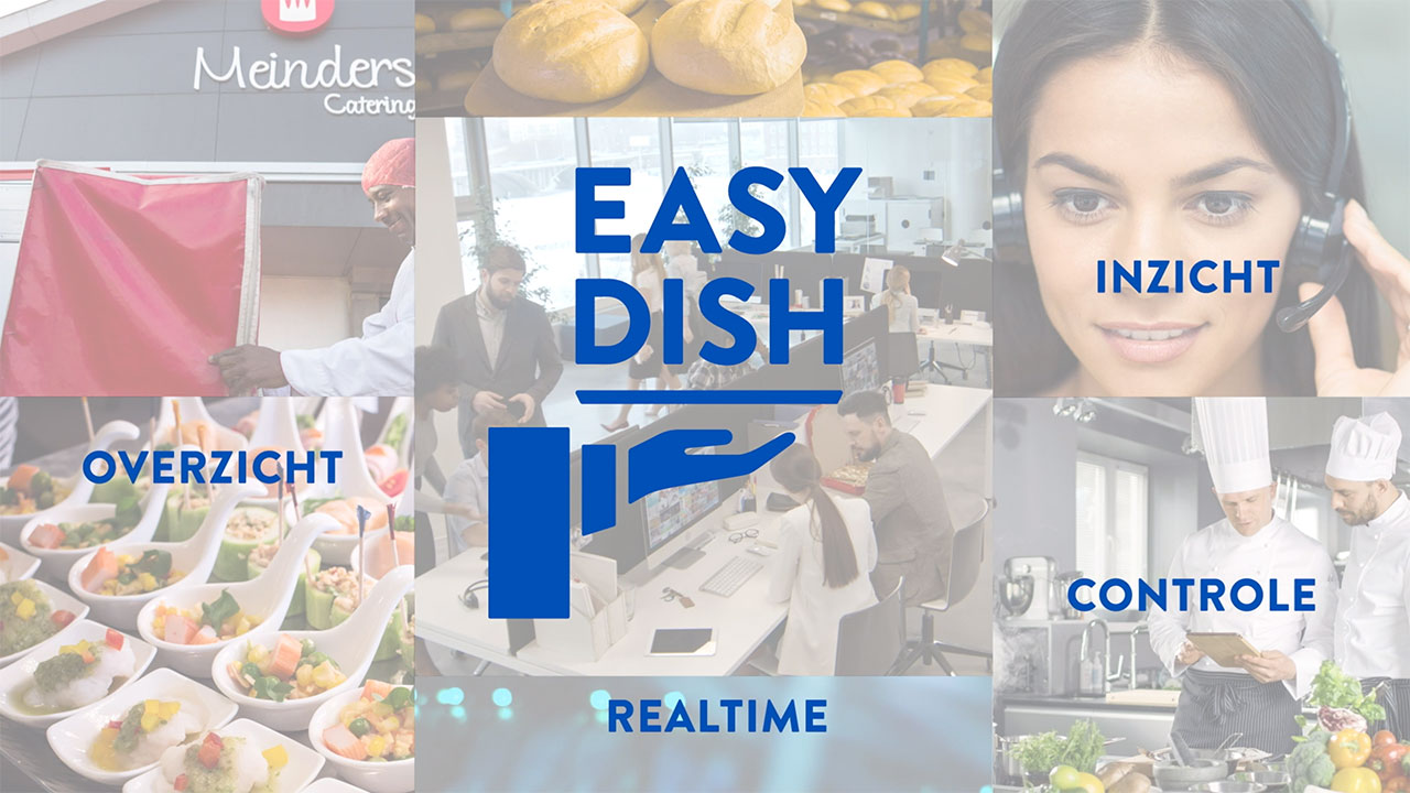 Easy-Dish Banqueting