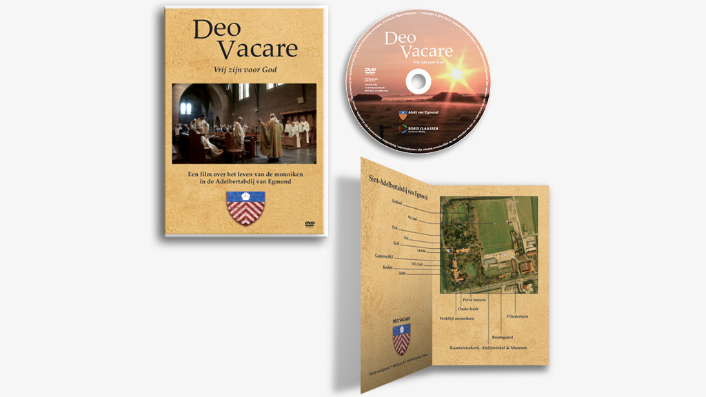 Deo Vacare pack shot DVD
